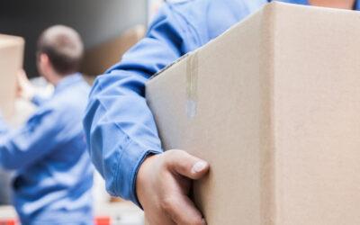 Quelques instructions pour une bonne organisation d'un déménagement